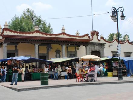 Coyoacán Image