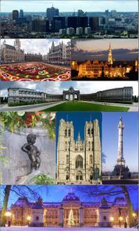 Brussels Hoofdstedelijk Gewest Plaatje