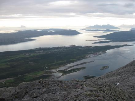 Sandnessjøen Image