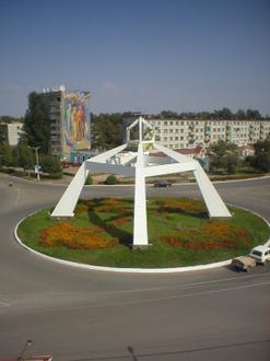 Aksu, Kazakhstan Image