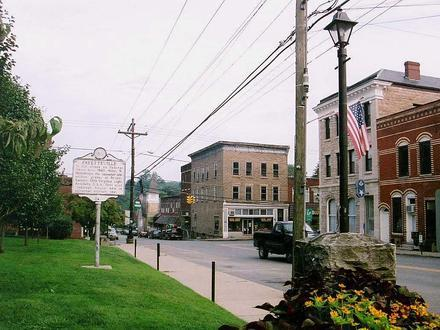 Fayetteville, West Virginia Image