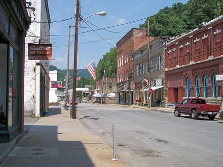 Sutton, West Virginia Image