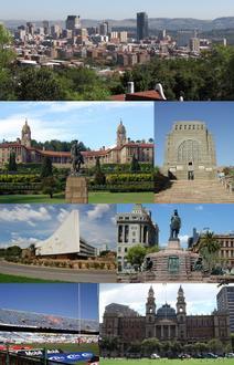 Pretoria Image