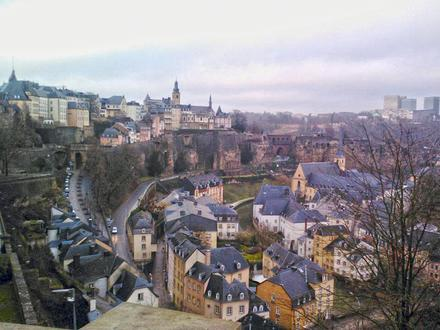 Luxembourg City Image
