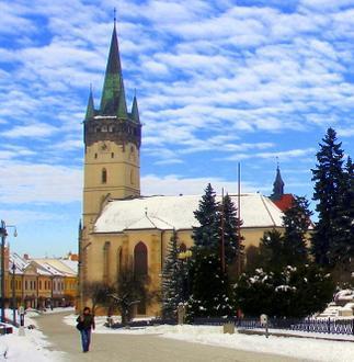 Prešov Image