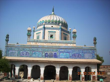 Makhdoom Rashid Image