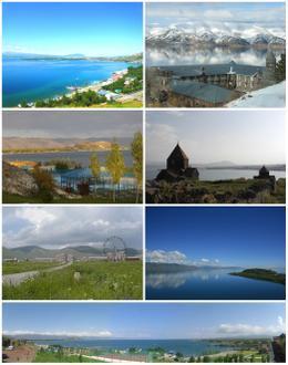 Sevan, Armenia Image