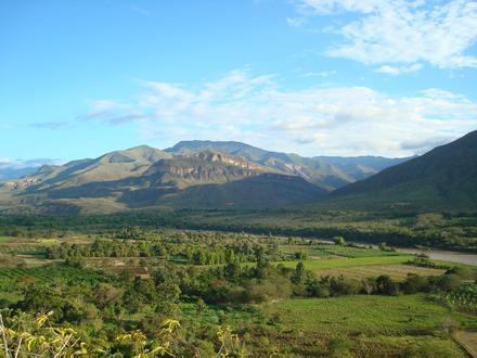 Distrito de Cumba Imagen