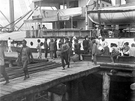 Pelabuhan Belawan Image